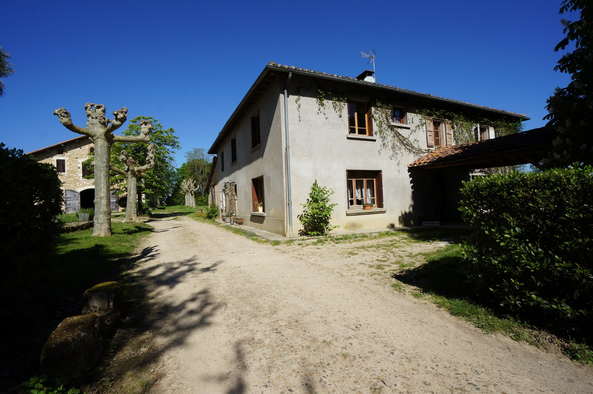 Ma maison immobilier condom gers charme rural for Maison immobilier