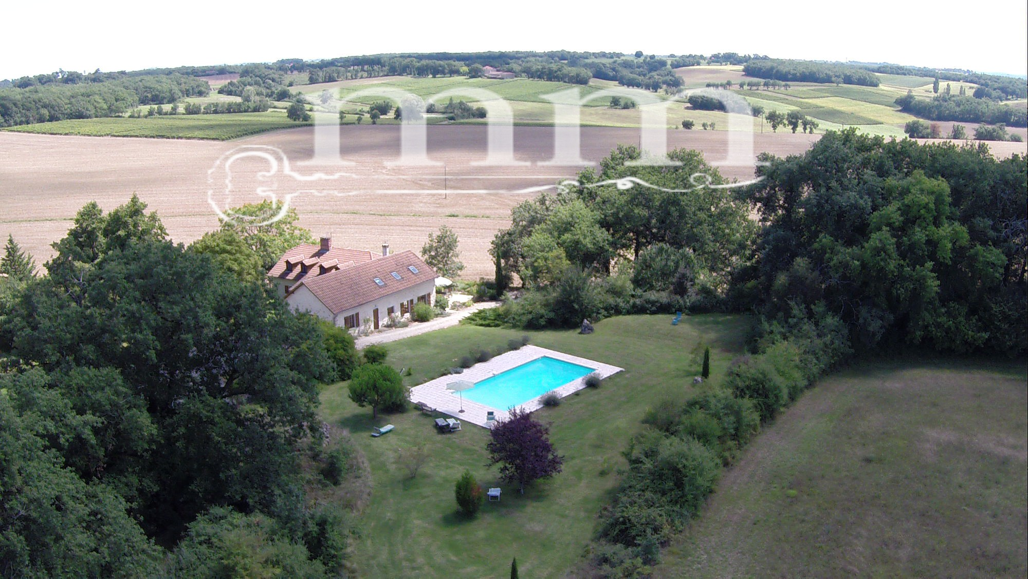Lovely Property With Pyrenees View