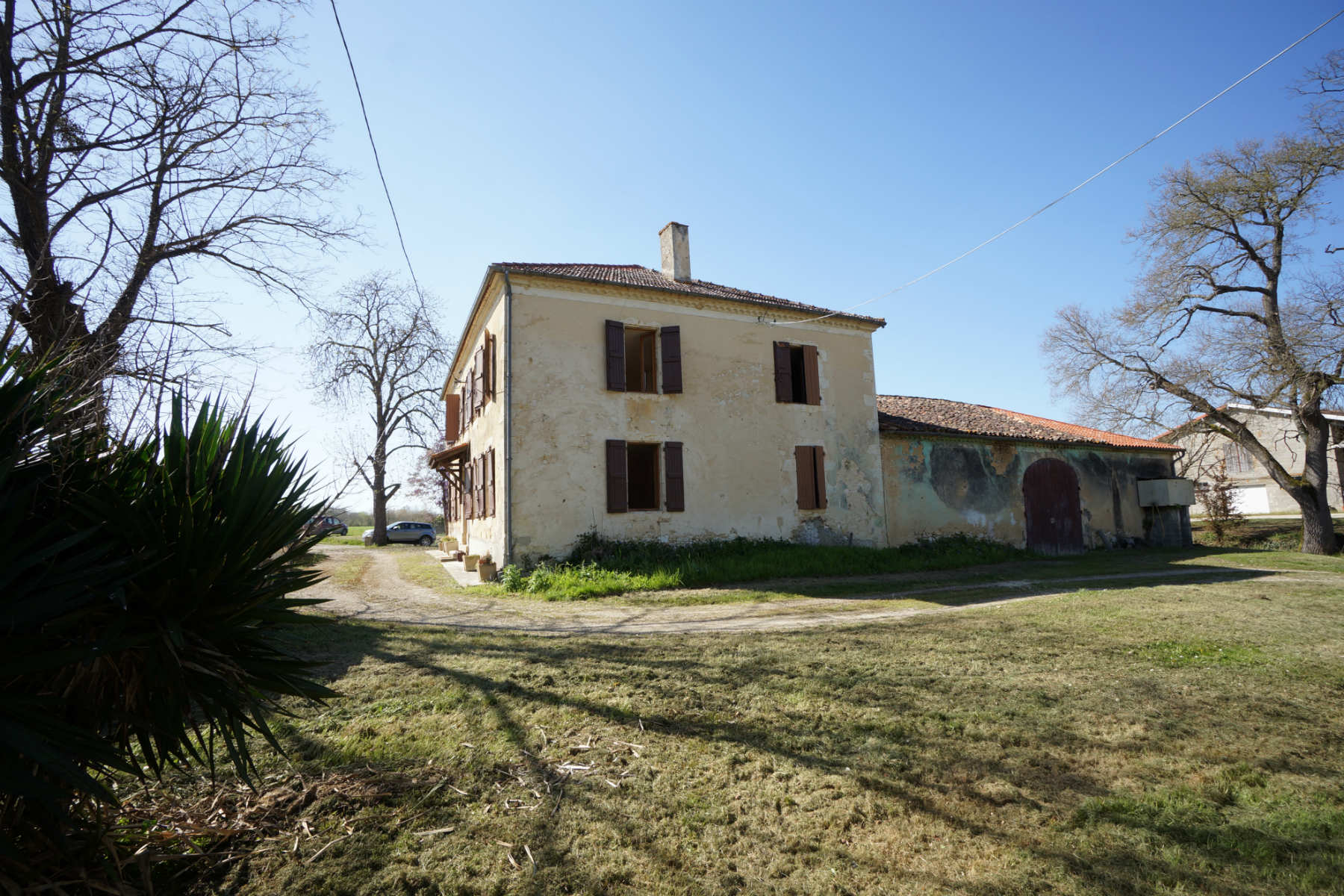 Gascon Farmhouse for Restoration